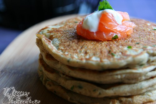 blinis de sarrasin