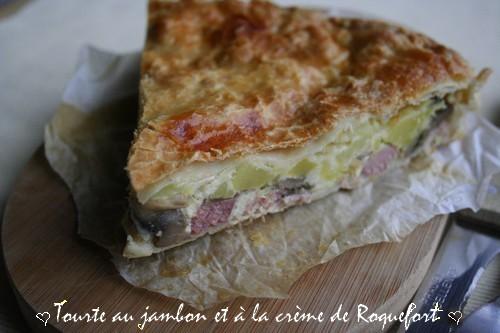 tourte-au-jambon-et-roquefort