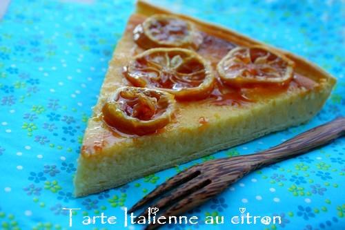 tarte-italienne