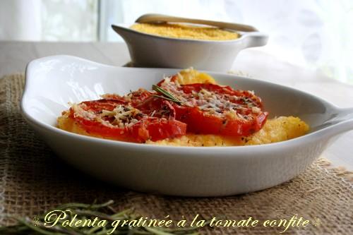 polenta-gratinée-à-la-tomate-confite