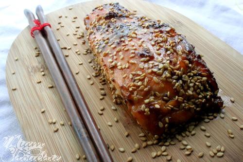 saumon-au-miel-et-soja