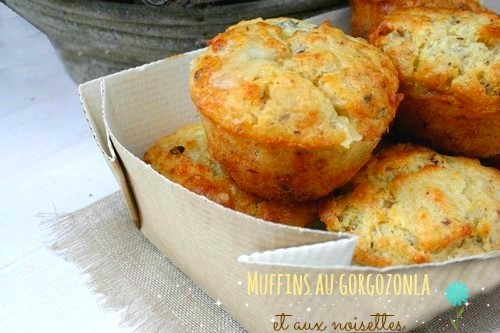muffins-gorgonzola