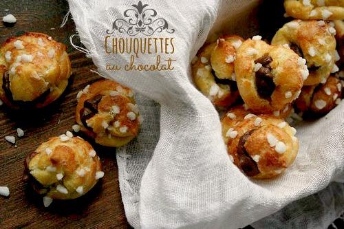 chouquettes-au-chocolat