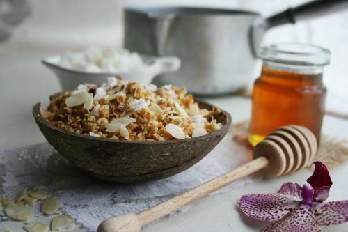 granola-miel-amandes-coco