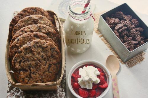 cookies-aux-céréales