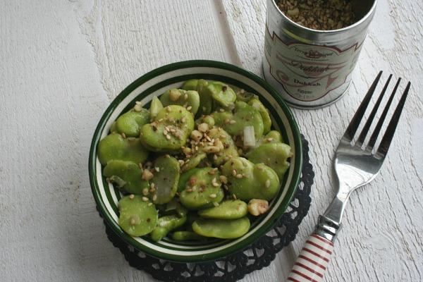 salade-de-fèves