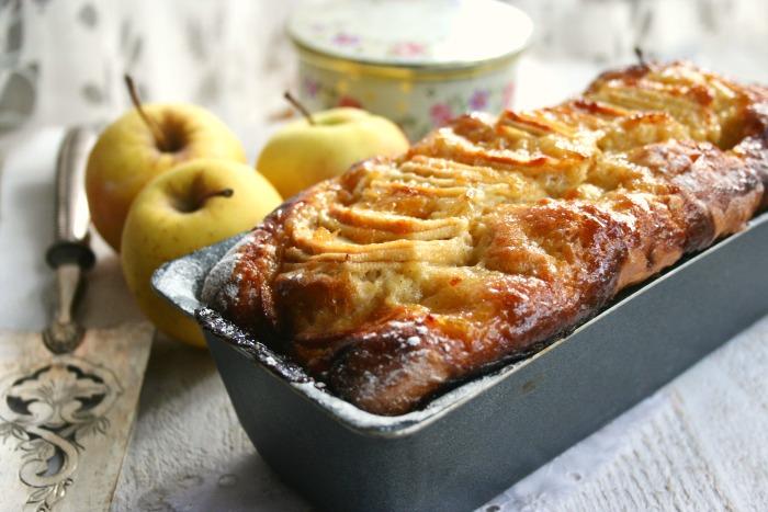 cake-aux-pommes-a-l'ancienne